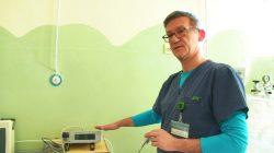 Sprzęt od wośp dla szpitala w Turku