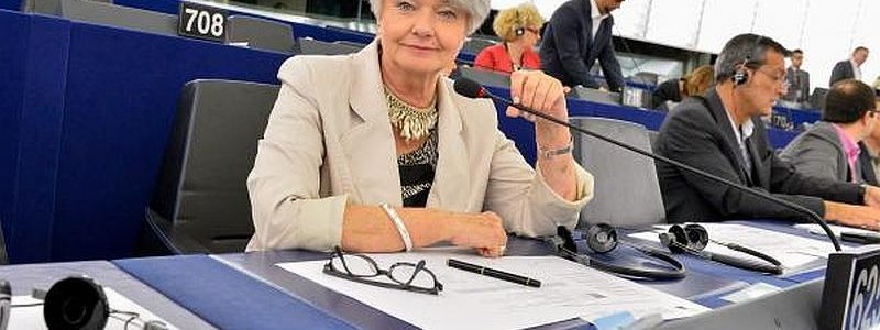 Krystyna Łybacka Parlament Europejski