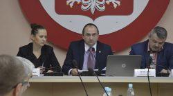 Sesja Rady Miejskiej Turku (Jasak, Kadrzyńska-Siwek, Borowski)
