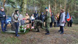Czyste (gm. Dobra) 1 marca 2017 r. - Narodowy Dzień Pamięci Żołnierzy Wyklętych