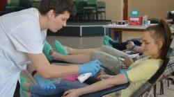 OSP Władysławów - akcja oddawani krwi
