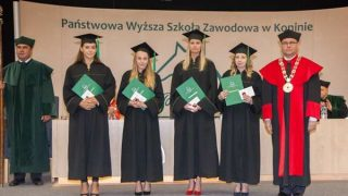 PWSZ Konin. Absolutoria 2017