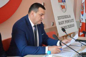 Sesja Rady Powiatu Tureckiego (2017-06-29) - absolutorium