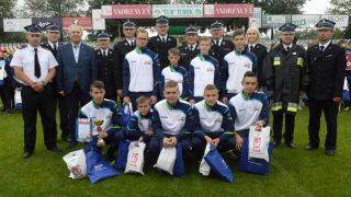 Powiatowe mistrzostwa Młodzieżowych Drużyn Pożarniczych - Turek 2017