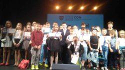 Turek. SP nr 1 - konkurs matematyczny Kangur 2017