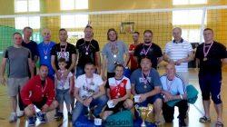 Turek. SP nr 1 - Turniej siatkarski im. Hirka Łęgosza