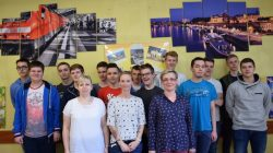 ZST Turek - wizyta uczniów z Duisburga