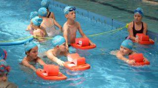 Kinder+Sport - festiwal pływania w Turku