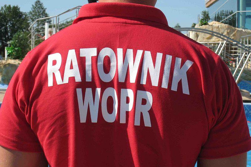 ratownik WOPR