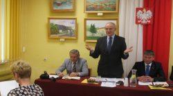 XXXIII Sesja Rady Miejskiej w Dobrej