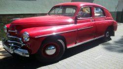 Rajd Zabytkowych Pojazdów Turek 2017