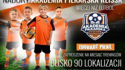 Akademia Piłkarska Reissa - nabór 2017