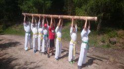 Obóz młodych judoków i karateków (2017)
