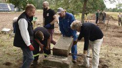 Stowarzyszenie Frydhof: Przywracają pamięć w Sarbicach