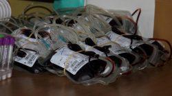 Akcja poboru krwi (foto e-lubawa.pl)