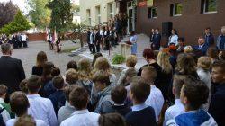 Rozpoczęcie roku szkolnego w SP1