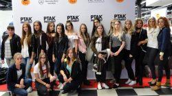 """Uczniowe ZST Turek na pokazie """"Miasto Mody PTAK - Premiery 2017"""""""