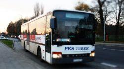 Autobus - trasa Turek - Słodków Kolonia (cmentarz)