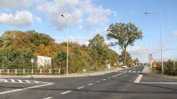 Przebudowa drogi Wrząca - Piętno