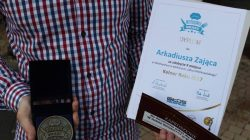 Arkadiusz Zając - kelner Roku w plebiscycie Mistrzowie Smaku 2017