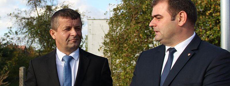 Krzysztof Przygoński i Mariusz Seńko