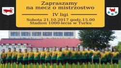 Tur Turek vs Victoria Września - zapowiedź meczu
