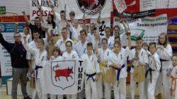 Zawody karate w Bydgoszczy