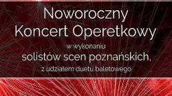Tuliszków 2018 - Noworoczny Koncert Operetkowy