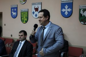 Władysławów. Daniel Kusz powalczy o fotel wójta