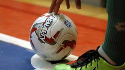 Halowy Mikołajkowy Turniej piłki nożnej