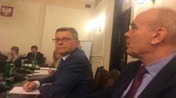 Sejm. Komisja ds. Energii poświęcona odkrywce Ościsłowo (fot. FB/Tomasz Nowak)
