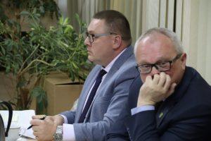 Piotr Cyls, zastępca wójta Malanowa odwołany