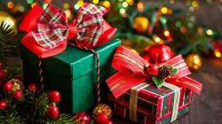 Boże Narodzenie - prezenty pod choinkę