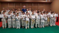 Tuliszków. Świąteczny turniej judo