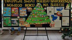 SP5 Turek. Tradycje Świąt Bożego Narodzenia i Nowego Roku na świecie