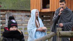 Kowale Księże. Stajnia Roka - Orszak Trzech Króli