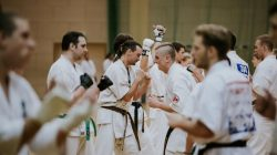 KSiSW Turek. Egzamin kyokushin karate