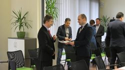 Opłatek przed sesją Rady Miejskiej Turku