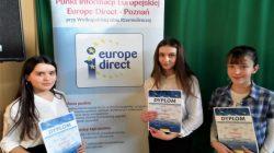 Słodków. Powiatowy Konkurs wiedzy o Unii Europejskiej
