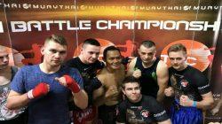 Turkowski Klub Karate. Seminarium z Saenchaiem