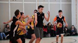 Mistrzostwa Powiatu Tureckiego w Piłce Koszykowej Szkół Ponadgimnazjalnych