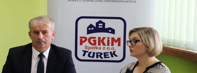 Zarząd PGKiM Turek