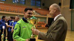 Mistrzostwa Leśników RDLP w Poznaniu w tenisie stołowym
