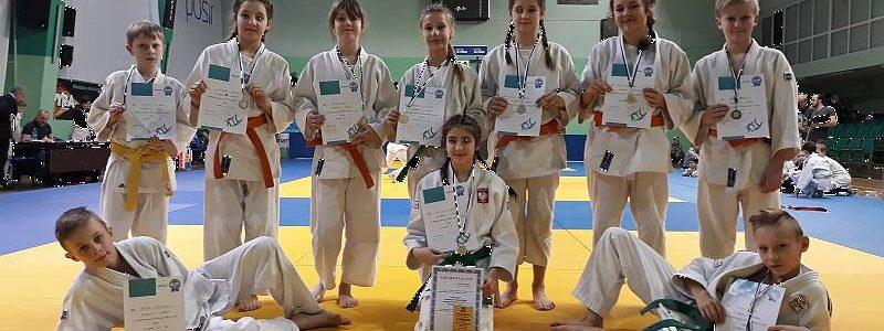 UKS Judo Tuliszków ma mistrzostwach Wielkopolski (2018)