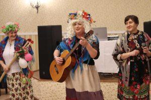 Brudzew. Maryla i Sławomir zaśpiewali na Dniu Kobiet