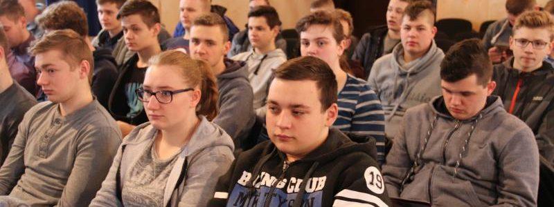 ZSR Kaczki Średnie. Spotkanie ze specjalistami