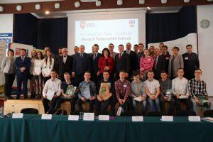 Kaczki Średnie. Znamy laureatów wojewódzkiego etapu Olimpiady Młodych Producentów Rolnych