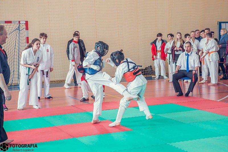 Malanów. Międzynarodowego Turnieju Kyokushin/Shinkyokushin POLISH FIGHTER CUP
