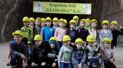 SP Malanów. Wycieczka do kopalni soli w Kłodawie
