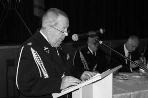 Zmarł Bolesław Mazurek